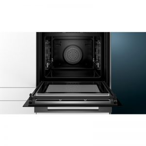 Siemens HN878G4B6B 60cm iQ700 Built-In Pyrolytic Oven with Microwave & pulseSteam 1804233