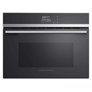 Fisher & Paykel OM60NDB1 60cm Built-in Combi-Microwave Oven 900W 1803693