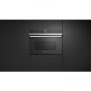 Fisher & Paykel OM60NDB1 60cm Built-in Combi-Microwave Oven 900W 1803697