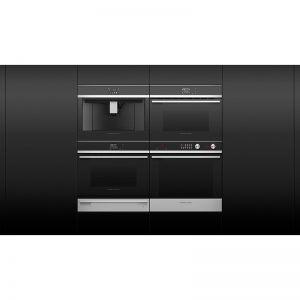 Fisher & Paykel OM60NDB1 60cm Built-in Combi-Microwave Oven 900W 1803698