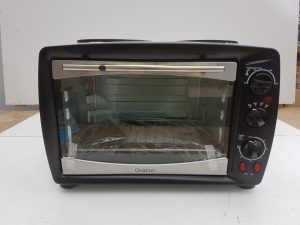Ovation OV26 26L Microwave with Double Hot Plates 1824266