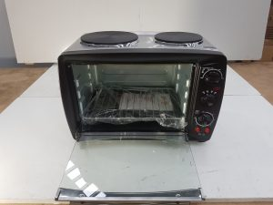 Ovation OV26 26L Microwave with Double Hot Plates 1824270