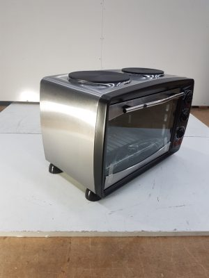 Ovation OV26 26L Microwave with Double Hot Plates 1824271
