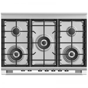 Fisher & Paykel OR90SCG4B1 90cm Freestanding Dual Fuel Oven/Stove 1834011