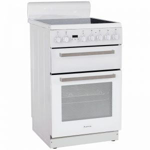 Artusi AFDC5470W 54cm Freestanding Electric Oven/Stove 1840602