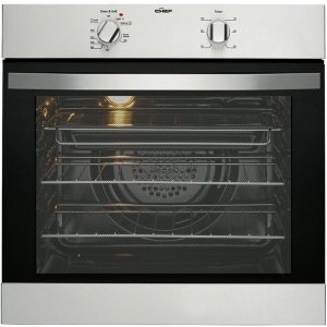 Chef CVE612SA 60cm Electric Built-In Oven 1854332