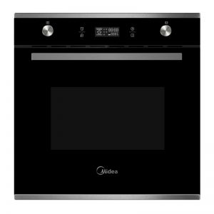 Midea MOP9BL 60cm Pyrolytic Electric Built-in Oven 1847921