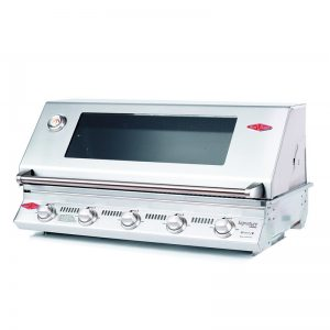 Beefeater BS12850S Signature 3000SS 5 Burner Built-In LPG BBQ 1850303