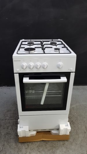 Euromaid GGFW50NG 50cm Freestanding Natural Gas Oven/Stove 1867913