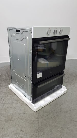 Chef 60cm Electric Built-In Fan Forced Oven with Separate Grill CVE662WB 1871571