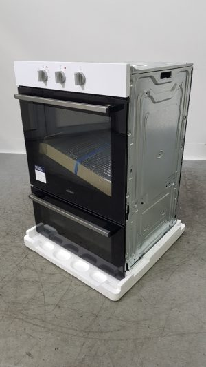 Chef 60cm Electric Built-In Fan Forced Oven with Separate Grill CVE662WB 1871570
