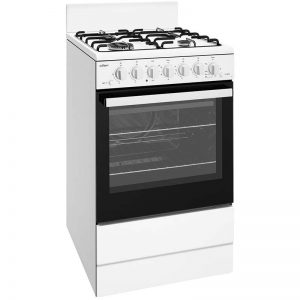 Chef CFG504WBNG 54cm Freestanding Conventional Natural Gas Oven/Stove 1879123