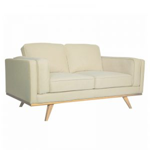 Ostro Y36740BBEL23 Scarborough Two Seater Lounge Beige 1878953