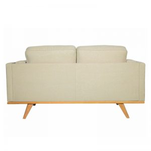 Ostro Y36740BBEL23 Scarborough Two Seater Lounge Beige 1878954