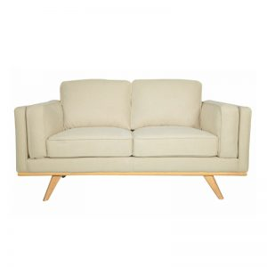 Ostro Y36740BBEL23 Scarborough Two Seater Lounge Beige 1878950
