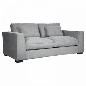 Ostro Y37740BBEL43 Anglesea Two Seater Lounge Grey 1879001