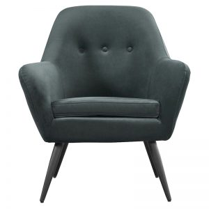 Ostro WA0120BCHAR Winton Accent Chair Charcoal 1878510