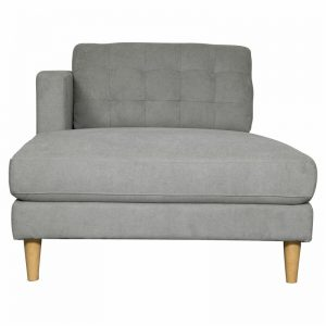 Ostro Esperence Three Seater Left Hand Chaise Lounge Steel U501SALHFCSXSHX 1880259